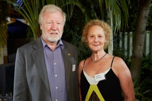 Kate Mullin Association fundraising sundowner